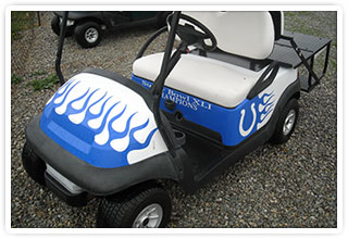 Custom Colts Paint Job