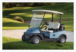 New Club Car Precedent i2